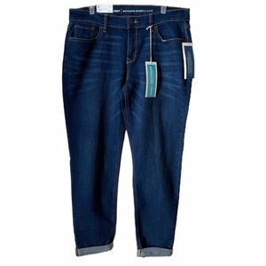 Old Navy boyfriend high rise skinny jeans